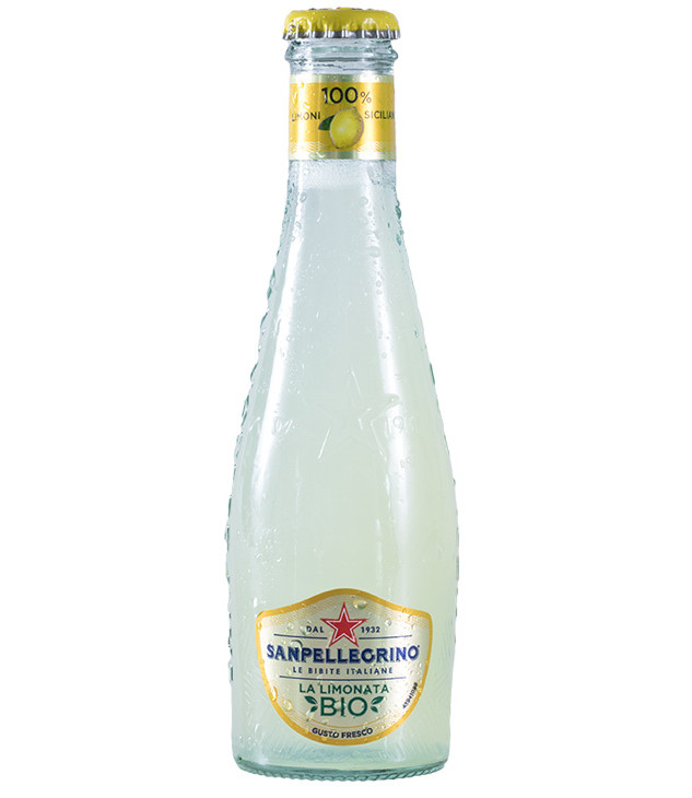 Limonata BIO Sanpellegrino