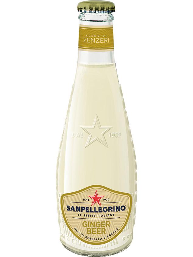 Ginger beer Sanpellegrino