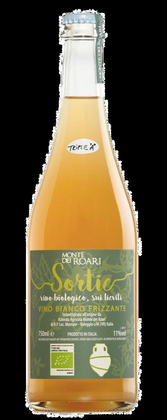 MONTE DEI ROARI (VENETO) - Sortie vino bianco Frizzante - Malvasia, moscato e garganega