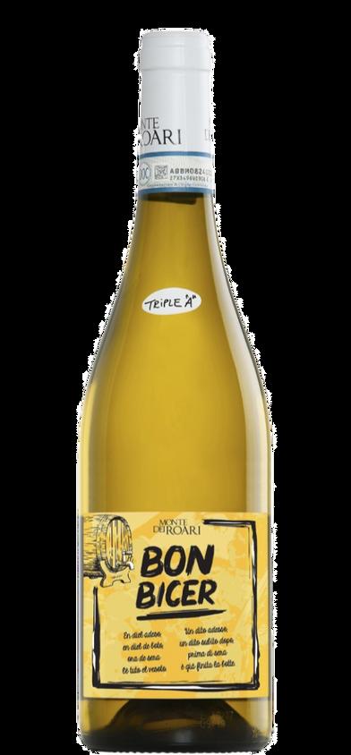 MONTE DEI ROARI (VENETO) - Bon Bicer Bianco 2019 - 90% Garganega 10% uve autoctone