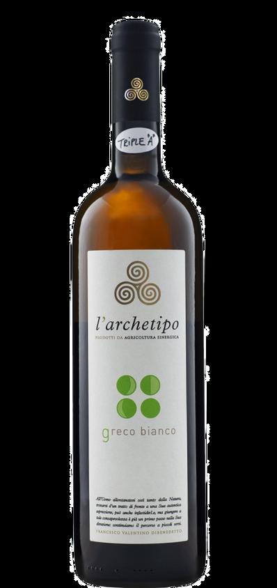 L'ARCHETIPO (PUGLIA) - GRECO BIANCO 2018 - 100% greco bianco