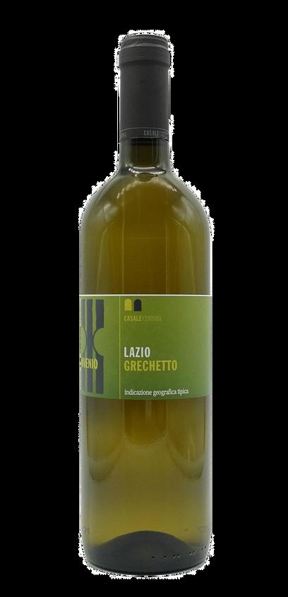 CASALE CERTOSA (LAZIO) - Grechetto 2019 - 100% grechetto