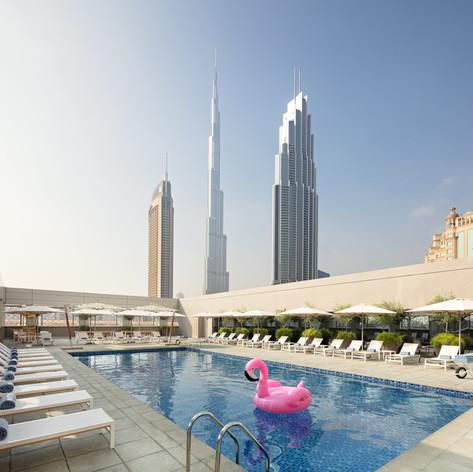 ROVE HOTEL DOWNTOWN DUBAI