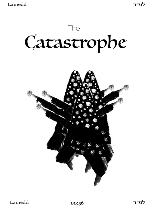 The catastrophe A4 Poster