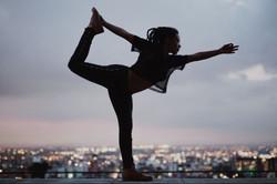 Dancer's pose (1)