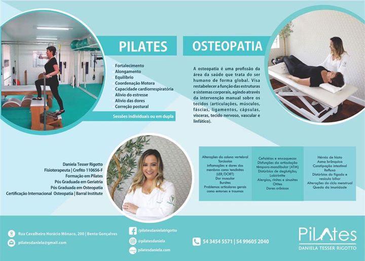 Osteopatia Bento Gonçalves