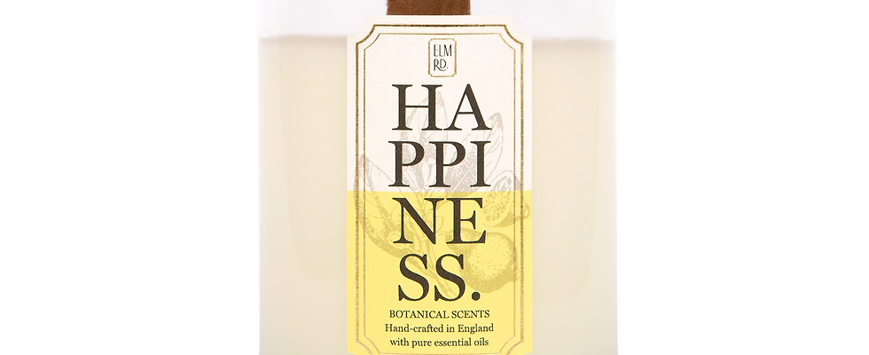 Happiness Tumbler Candle