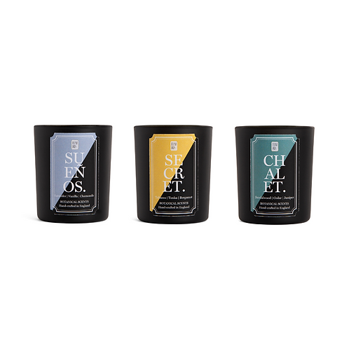 Studio Votive Trio Set - Any three scents