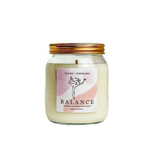 Elm Rd x Viamalama Balance Candle