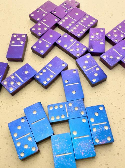Disco Domino Set- Double 9