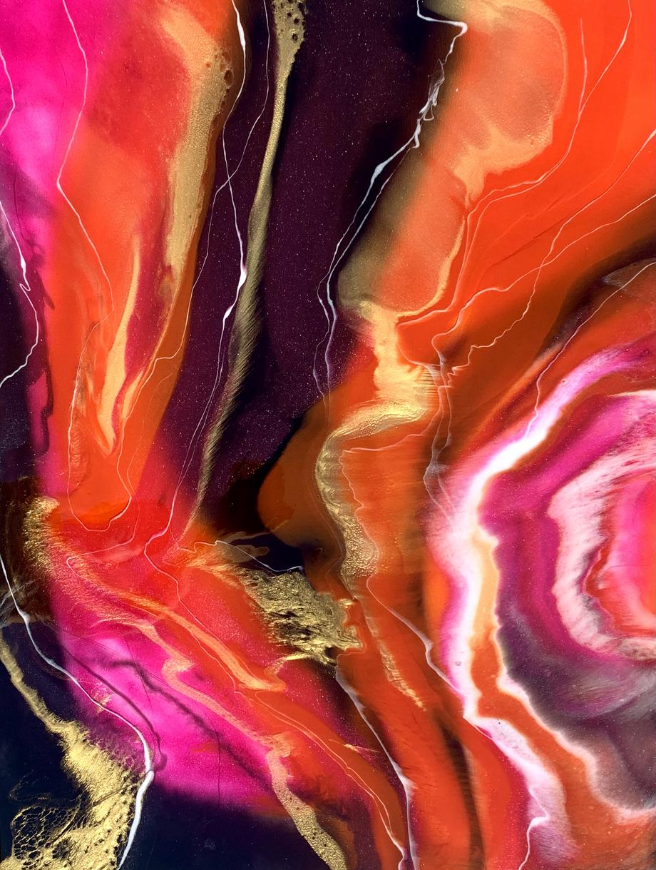 Chromatic Lava