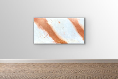 Floating Marble & Amber