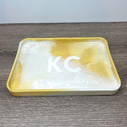 KC Resin Acrylic Tray