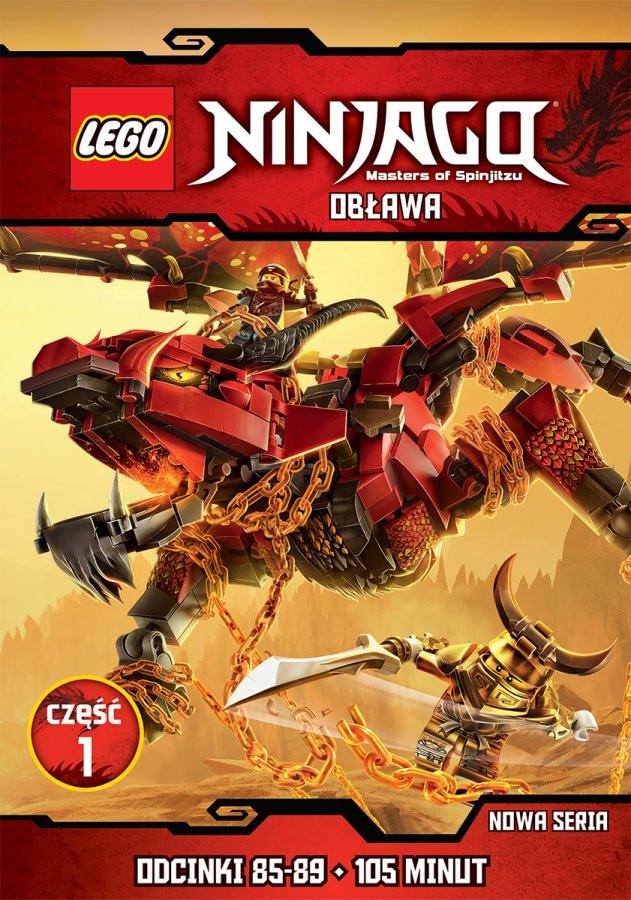 Lego Ninjago Obława Część 1 Odcinki 85
