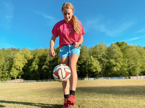 Kick Like A Girl T-Shirt