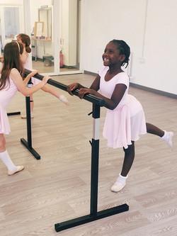 Grade 1 Ballet, July 2019