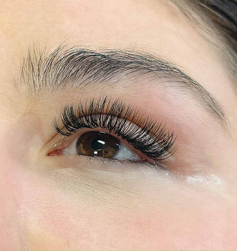 Hybrid Eyelashes by Katie