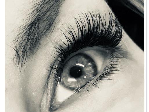 Confessions of a lash-a-holic