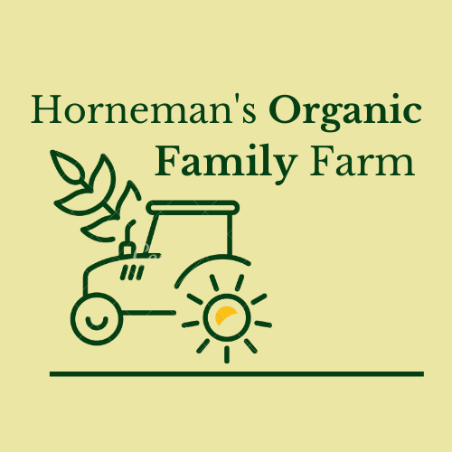 Horneman's Family Organic Farm logo