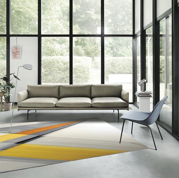 Textiles / Bauhaus Rug