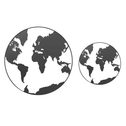 קישוט קיר כדור הארץ