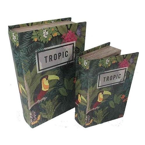 ספר קופסה ג'ונגל גדול