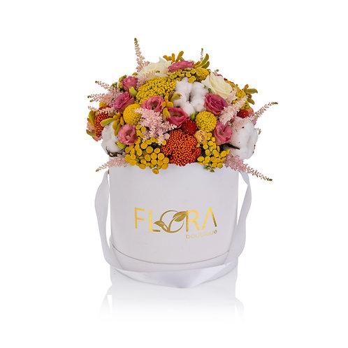 קופסת פרחים בהפתעה - בינוני