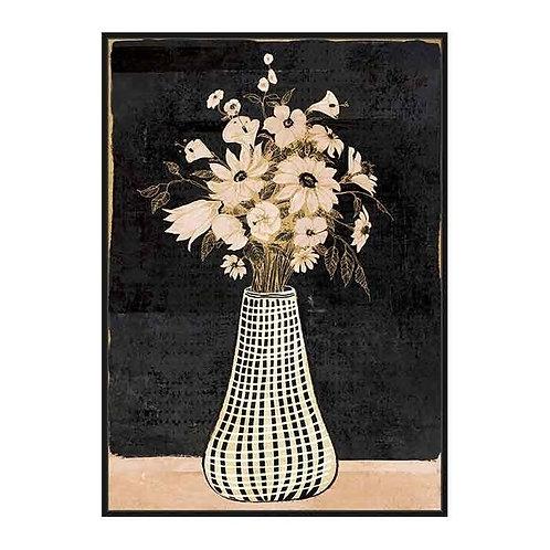 תמונה אגרטל ופרחים