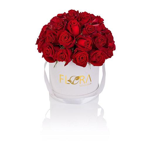 קופסת ורדים בהפתעה - גדול