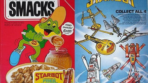 Why Don't Cereals Have Toys Inside Anymore? [VIDEO]