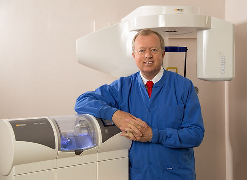 photo of Dr. Theodore J. Grellner DDS -