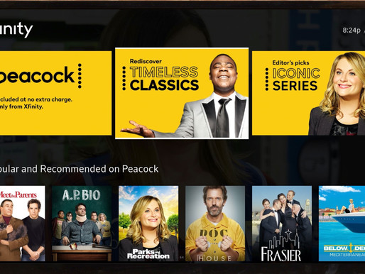 NBCU Launches Peacock Premium Service