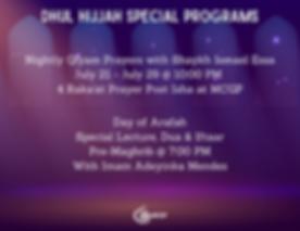 Arafah Program.png