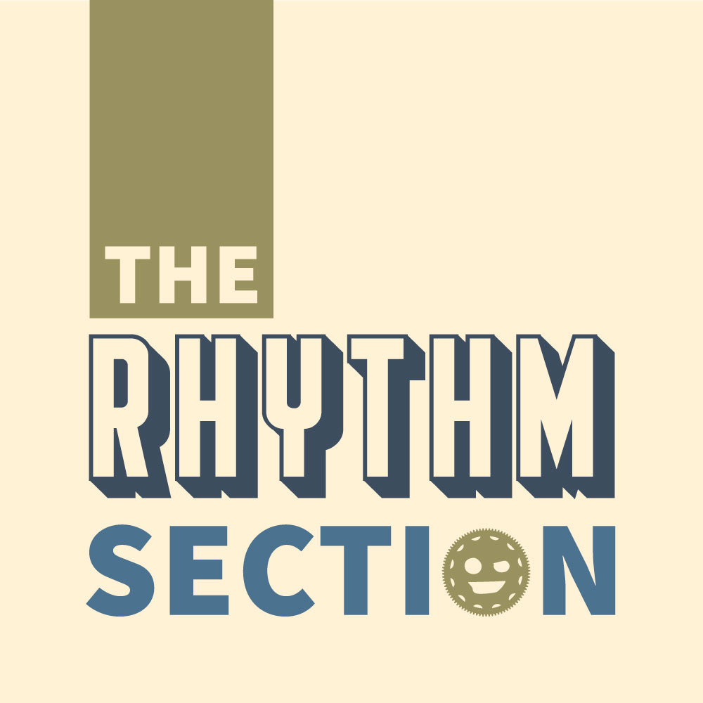 The Rhythm Section Logo