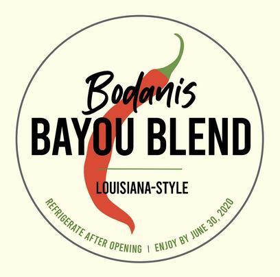Bodanis Bayou Blend