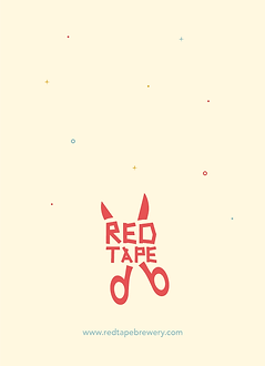 Red Tape Brewery card