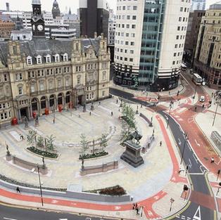 Leeds City Centre Location