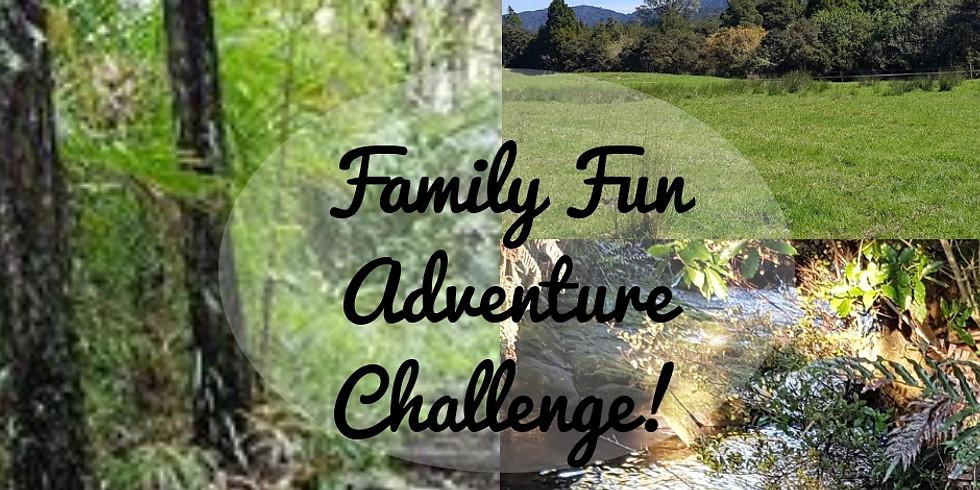Family Fun Adventure Challenge