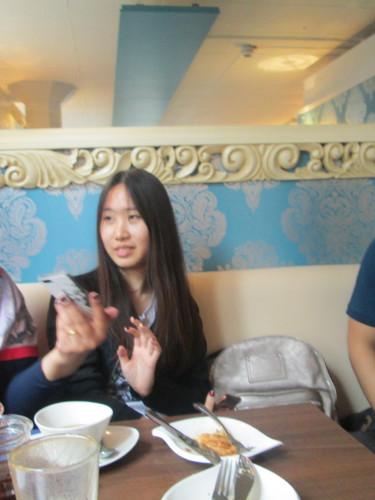 students activitie restaurant