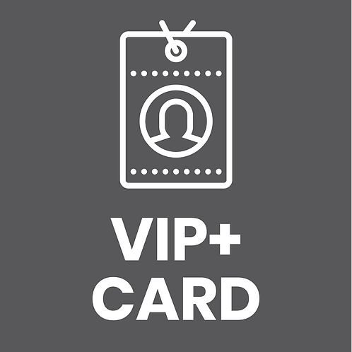 VIP+ Cards