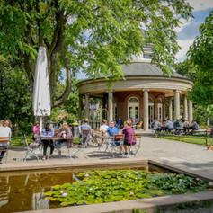 Teehaus im Weißenburgpark