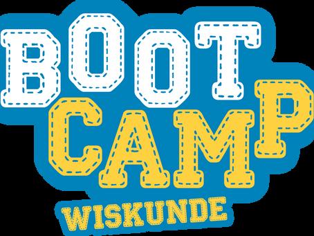 Wiskunde Bootcampdagen in Eindhoven en Hilversum