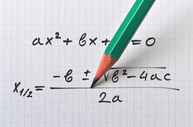 General quadratic equation and the formu
