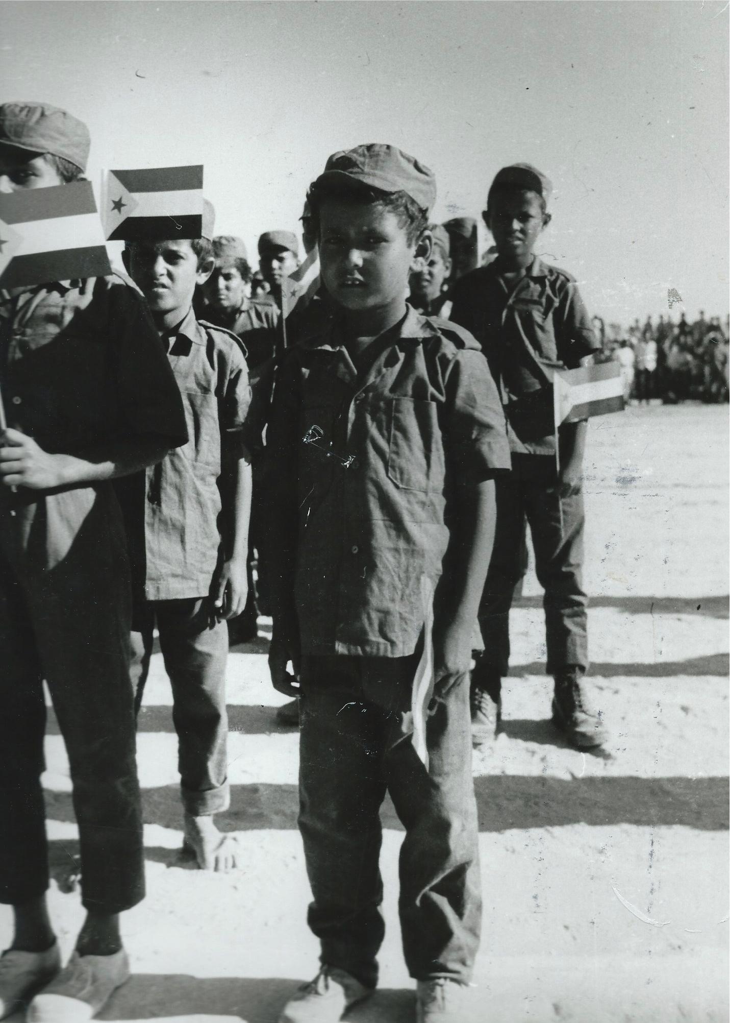 Yemen-enfants soldats