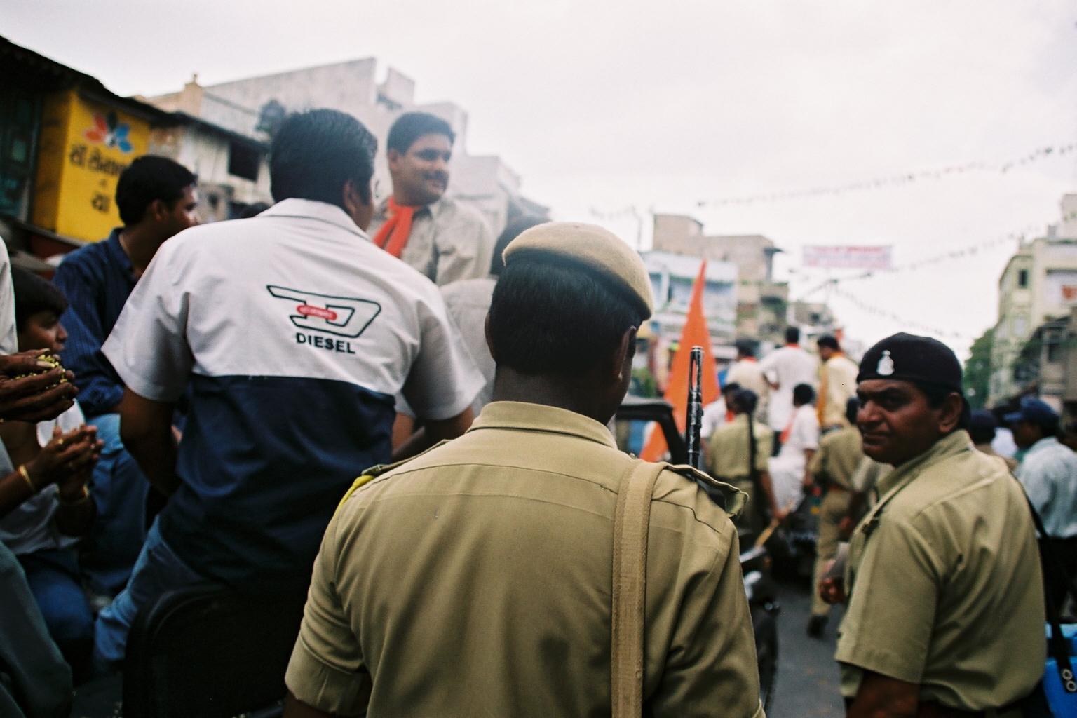 Police Anti-Emeute
