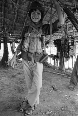La résistance Khmer 1977