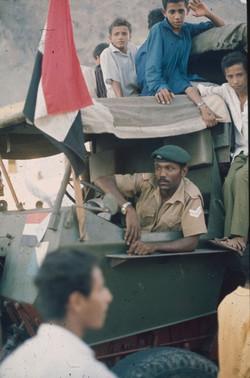 Fête de l'indépendance à Aden