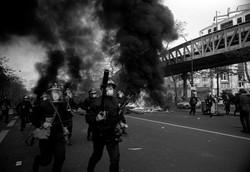 Manifestations à Paris
