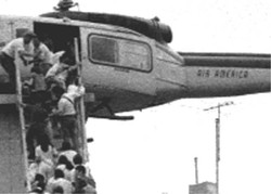 Les hélicoptères américains