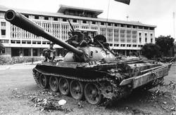Nords Vietnamiens dans Saigon